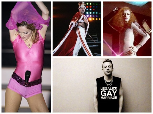 top gay anthems