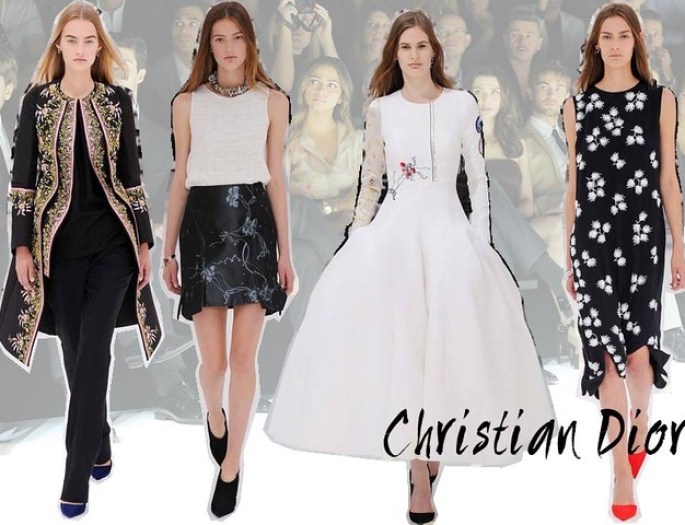christian dior couture aw14