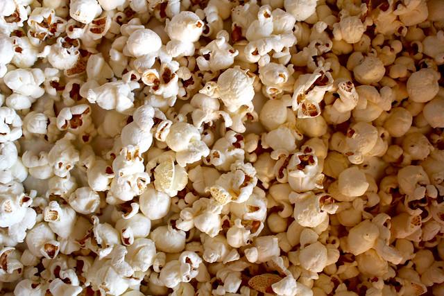 Caramel Candy Popcorn Balls - 3