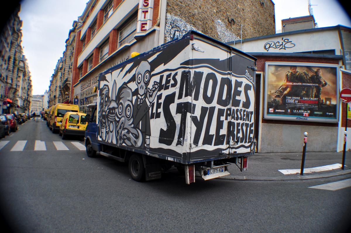 Les Modes Passent Le Style Reste 1
