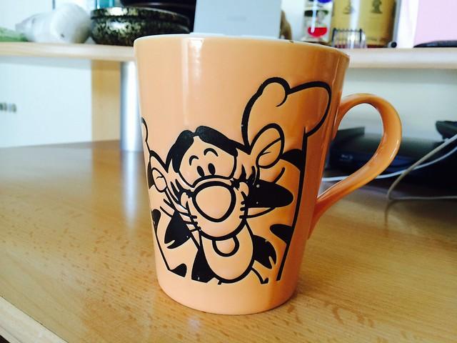 Tigger mug