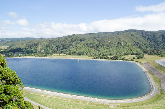 water reserve in wellington