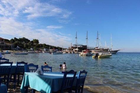 Αρίστος - Όρμος Παναγιάς - Χαλκιδική