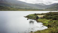 Boathouse on Lough Acoose