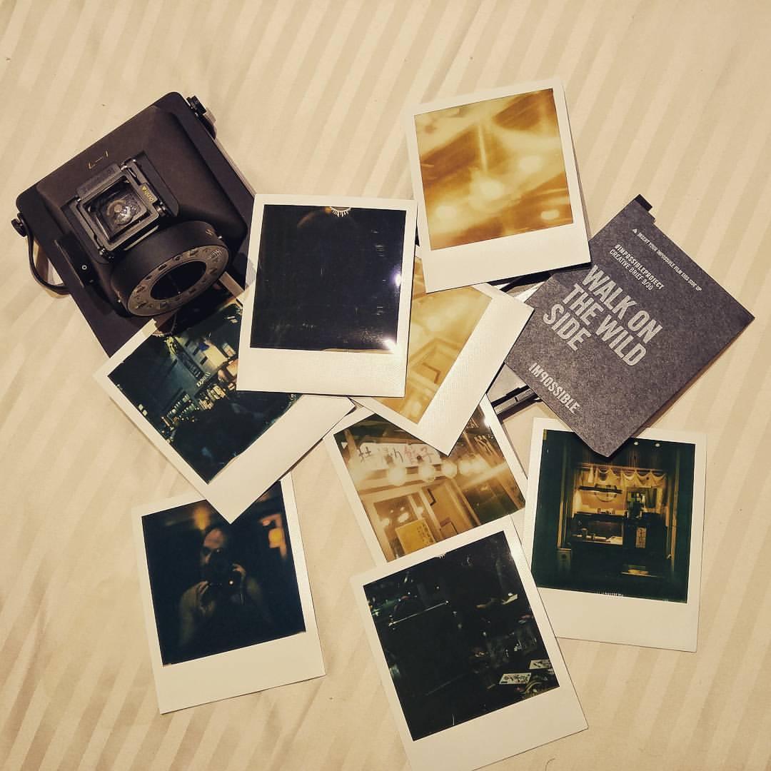 #impossible #someshots #polaroid #wishes