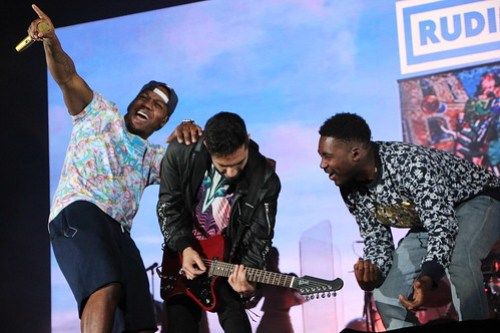 Rudimental at Exit Festival, by Francesca Fiorini Mattei
