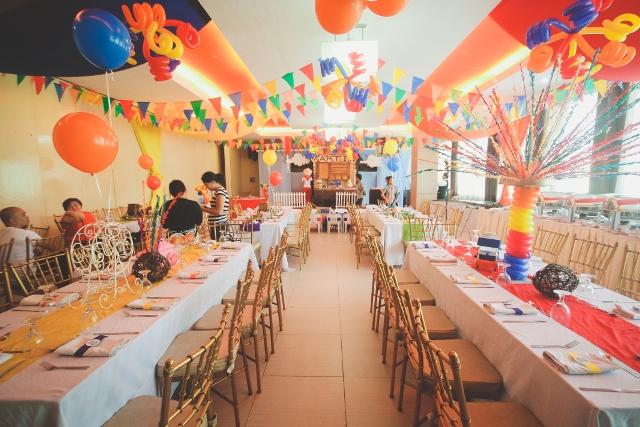 Martin S Philippine Fiesta Themed Party 1st Birthday