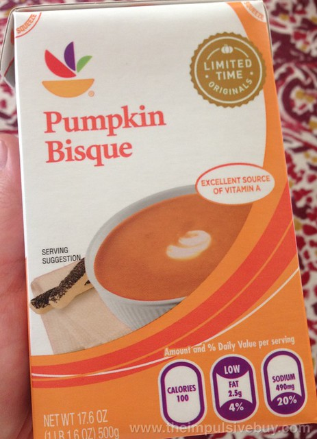 Giant Limited Time Originals Pumpkin Bisque