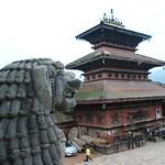 170-Baktapur. Durbar Square