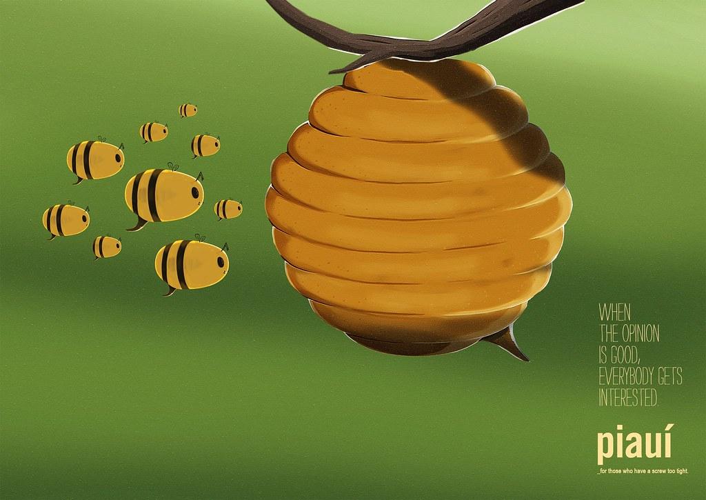 Piauí Magazine - Bees