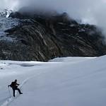 82-Atravesando glaciar