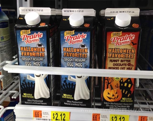 Prairie Farms Halloween Favorites