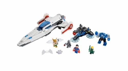 LEGO DC Super Heroes 76028