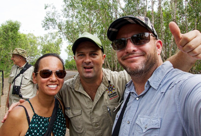Heather, Cameron, and Matt.