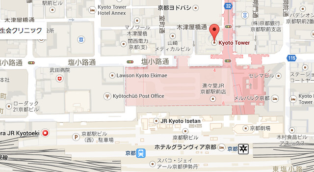 map_kyoto-tower-hotel