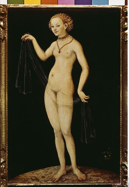 15. CRANACH L'ANCIEN Venus Uti 425
