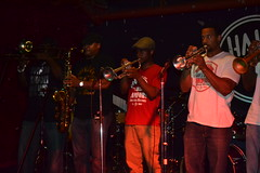 540 Southern Komfort Brass Band