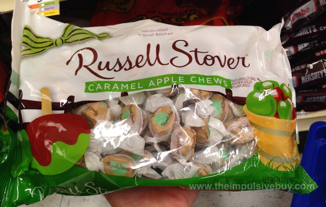 Russell Stover Caramel Apple Chews
