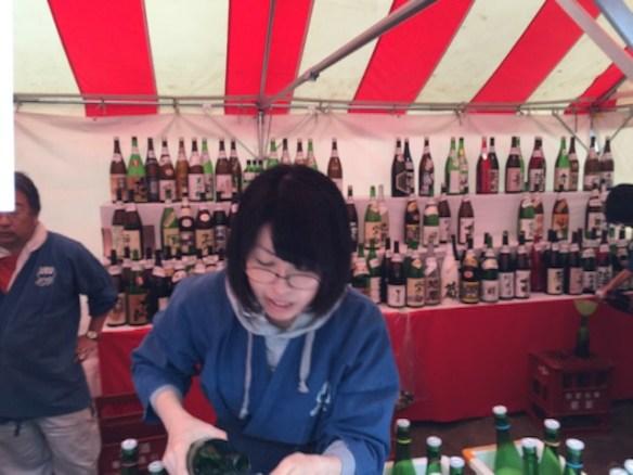 広島のお酒ですよ!