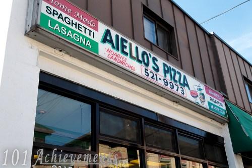 Mineo's v. Aiello's Face Off