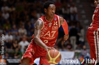 MarShon Brooks Milano Supercoppa