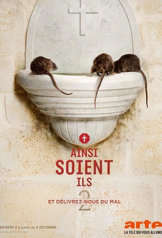 ARTE TV : Ainsi soient-ils - Rats