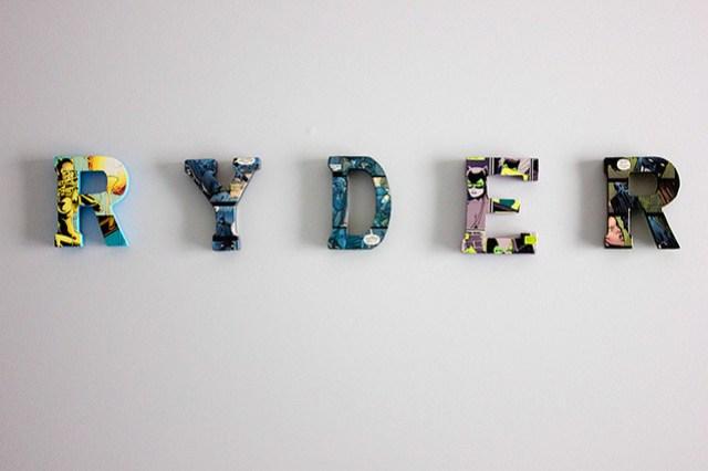 Ryder Nursery Tour // mybelovednewo.com