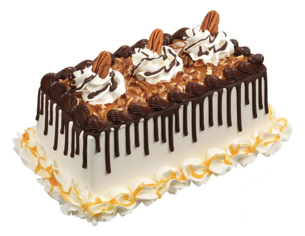 Caramelectric Cake
