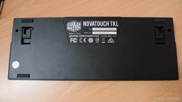 CM Storm Novatouch - 10