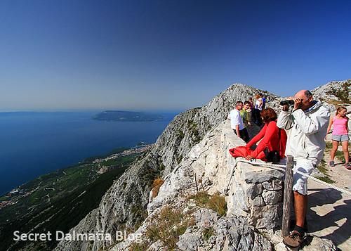 Ravna Vlaska panorama point