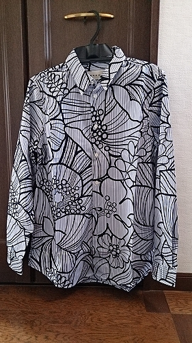 YOOXで買ったマルニのシャツ