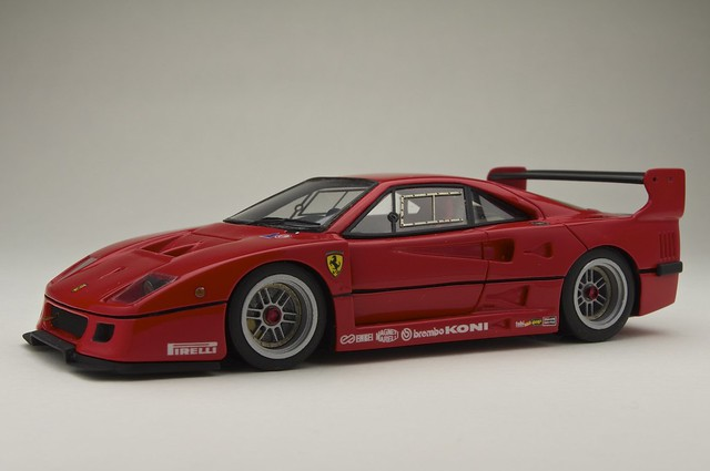 Ferrari F40 GTE 1996