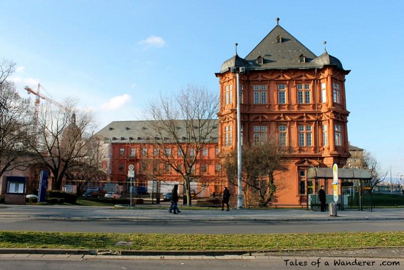 MAINZ - Kurfürstliches Schloss