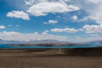 Één van de hoogst gelegen meren in de wereld, ruim 3900 meter boven zeeniveau.