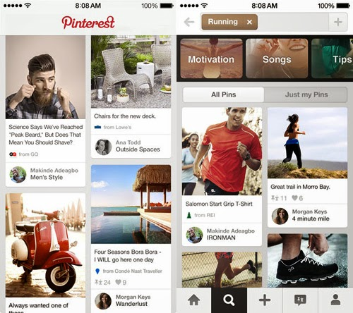 Pinterest's Goodies