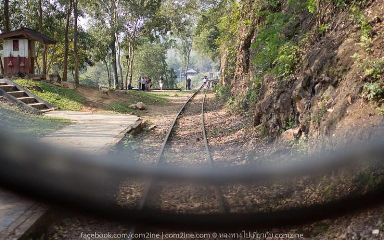 วันเดียวก็เที่ยวได้ ทางรถไฟสายมรณะ เลาะริมผาแม่น้ำแคว กาญจนบุรี12
