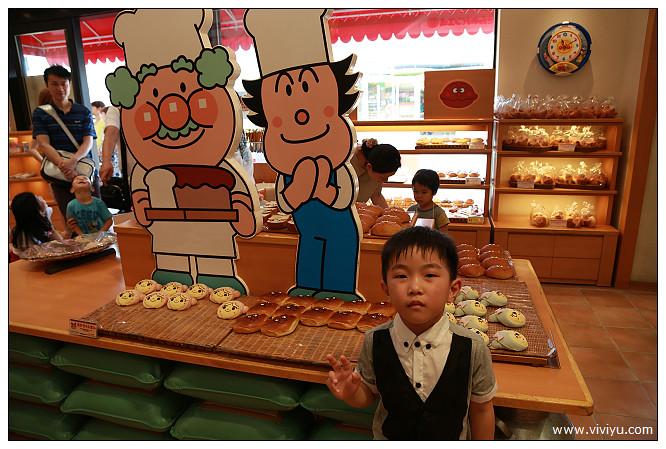[日本.橫濱]東京主題樂園.橫濱麵包超人館真好玩 @VIVIYU小世界