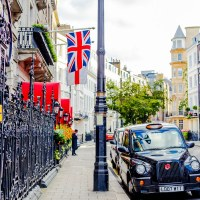 Mayfair, picture perfect streets of London