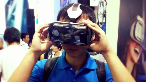 ลองเล่น Samsung Galaxy Gear VR