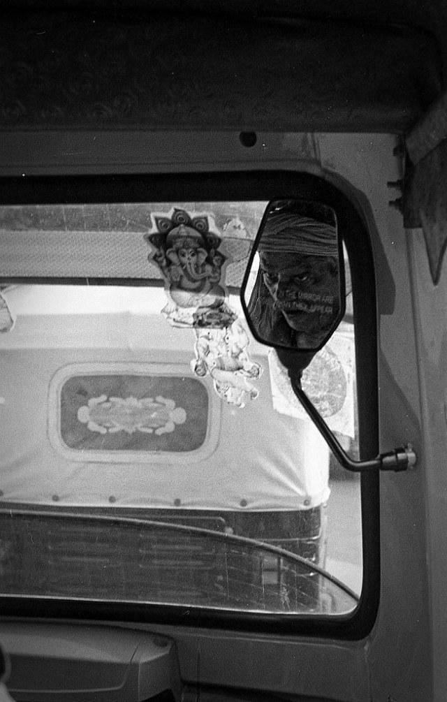 Rickshaw Driver