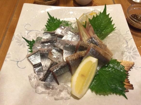 秋刀魚〜〜!