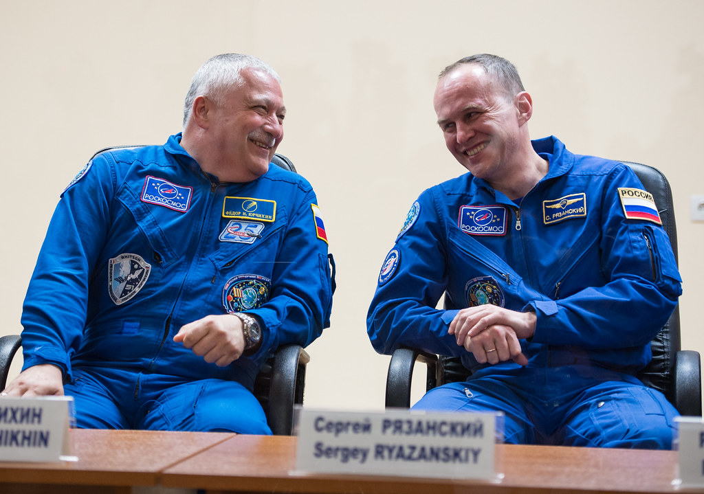 Expedition 51 Press Conference (NHQ201704190027)