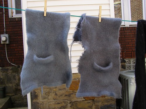 really felted