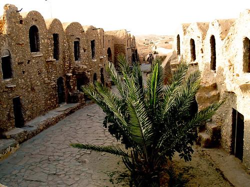 Ruelle tunisienne