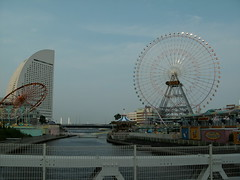 55 - Yokohama - Cosmo World - Giant Ferris Wheel - 20080614