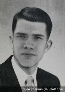 chris 1965 yearbook