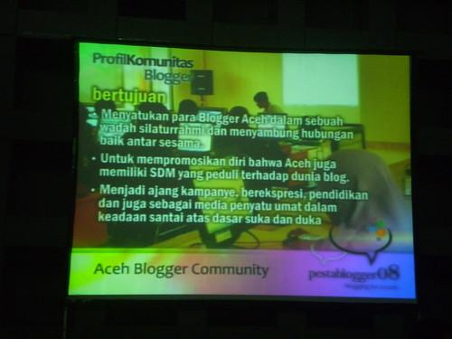 Profil Blogger Aceh
