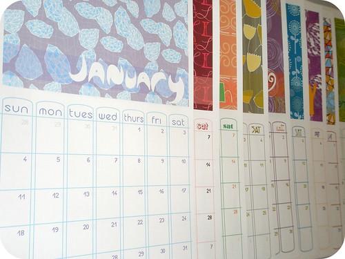 2009 Calendar Roundup for VenusZine.com