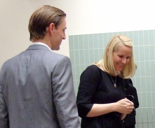 HKH Mette-Marit & Matias Faldbakken