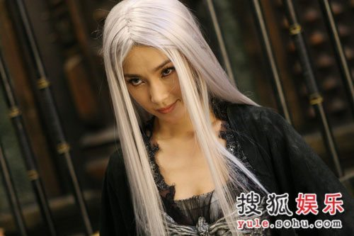 Forbidden Kingdom's White-haired Assassin Becomes